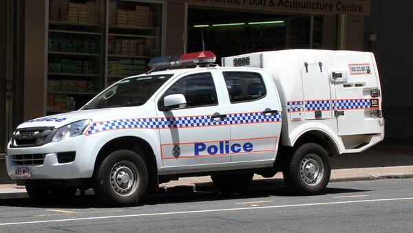 La police australienne (image d'illustration) - Sputnik France