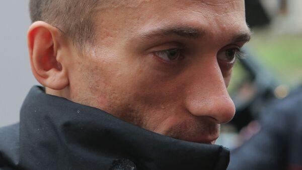 Piotr Pavlenski (archive photo) - Sputnik France