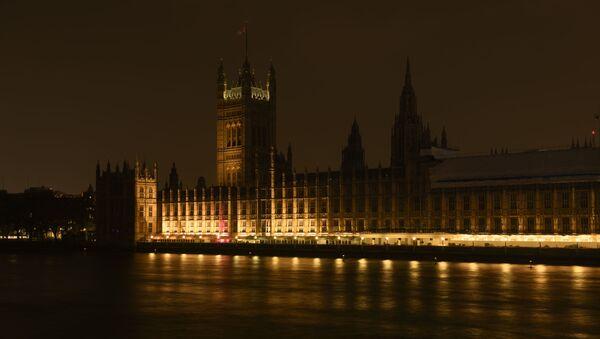 Le Palais de Westminster (archive photo) - Sputnik France