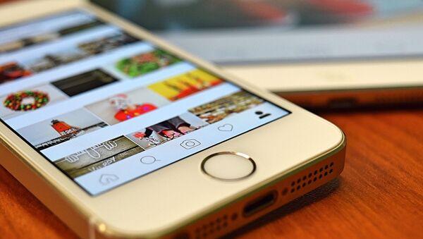 Instagram, smartphone - Sputnik France