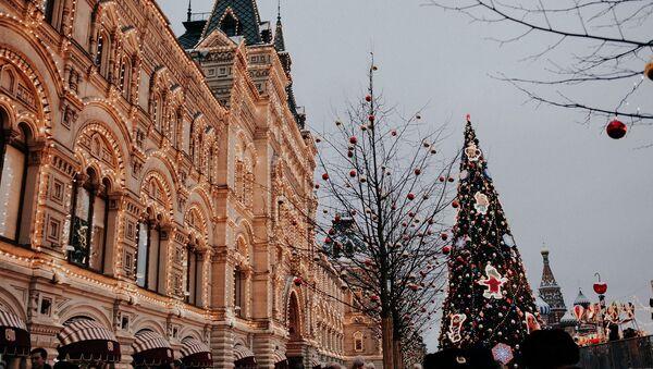 Cette année, Moscou a été pratiquement privé de neige, hiver 2019-2020 - Sputnik France