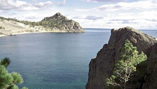 Le lac Baikal - Sputnik France