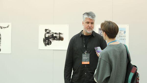Exposition d'art contemporain ART Russia - Sputnik France