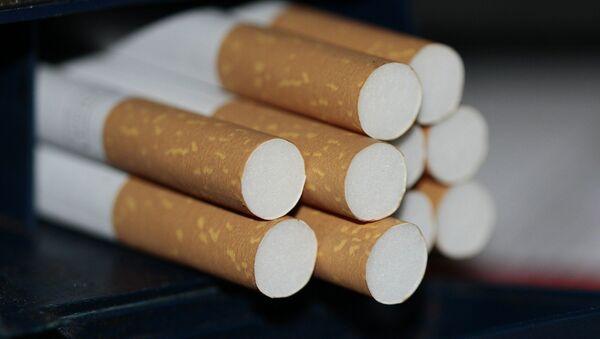 Cigarette - Sputnik France