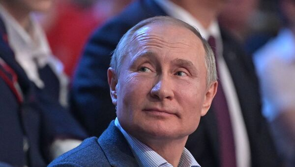 Рабочая поездка президента В. Путина в Сочи - Sputnik France