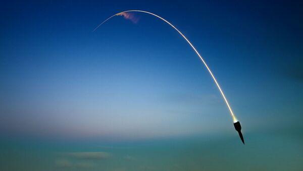 Le lancement d'une fusée - Sputnik France