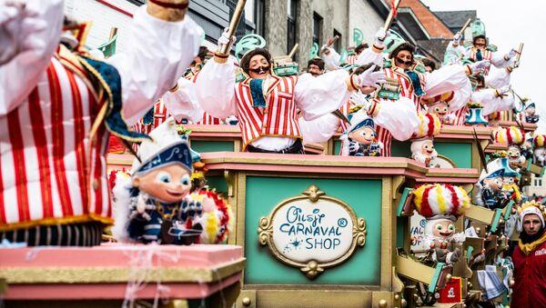Carnaval d'Alost, archives - Sputnik France