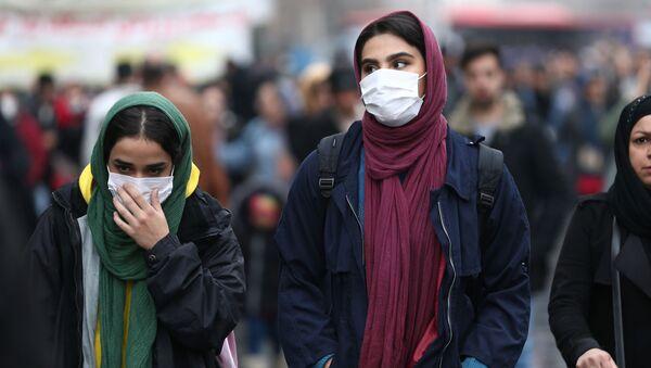 Des Iraniennes au Grand Bazar de Téhéran - Sputnik France