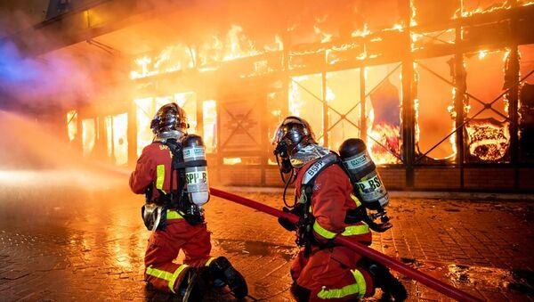 Pompiers en France - Sputnik France