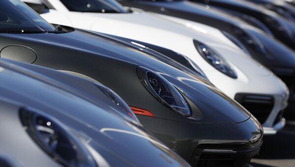 Porsche 911 - Sputnik France