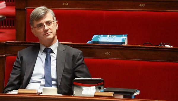 Jacques Maire - Sputnik France