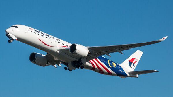 Un avion de Malaysia Airlines  - Sputnik France