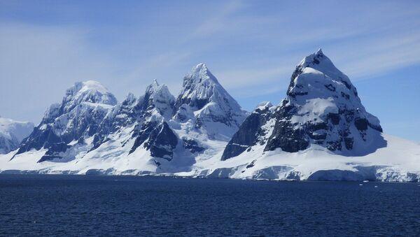 L'Antarctique - Sputnik France