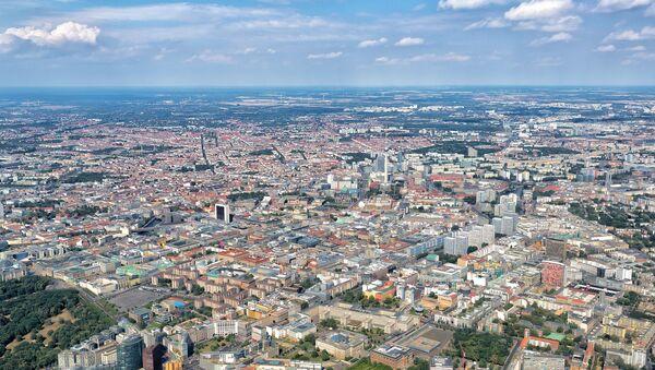 Aerial view over Berlin, 2016 - Sputnik France