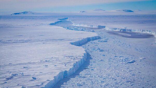 Le glacier de l'île du Pin, en Antarctique (archive photo) - Sputnik France