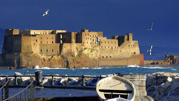 Naples, Castel dell'Ovo - Sputnik France