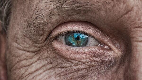Peau d'une personne âgée - Sputnik France