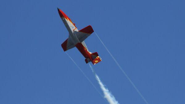 Un C-101 de la Patrulla Aguila espagnole - Sputnik France