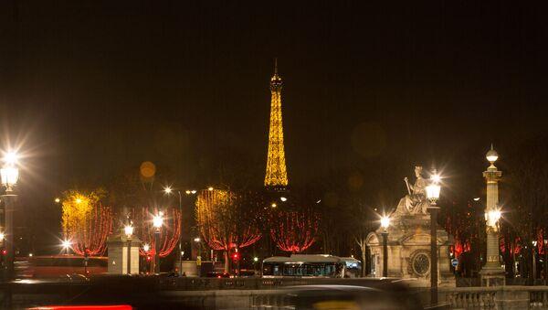 Рождественское украшение Парижа - Sputnik France