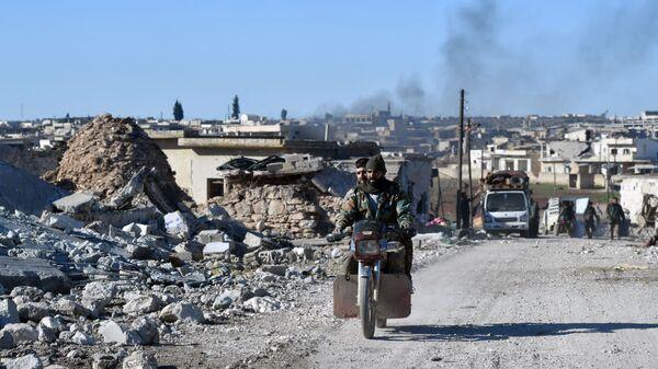 La situation en Idlib - Sputnik France