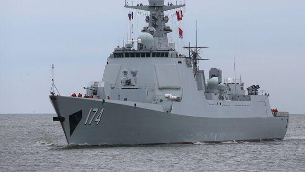 Un destroyer chinois (archives) - Sputnik France