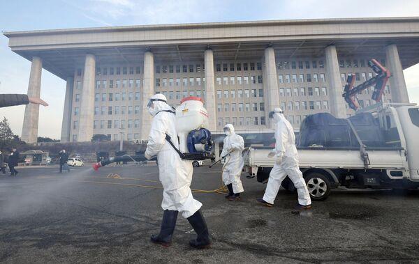 Y a-t-il un risque de pandémie due au Covid-19 ?  - Sputnik France