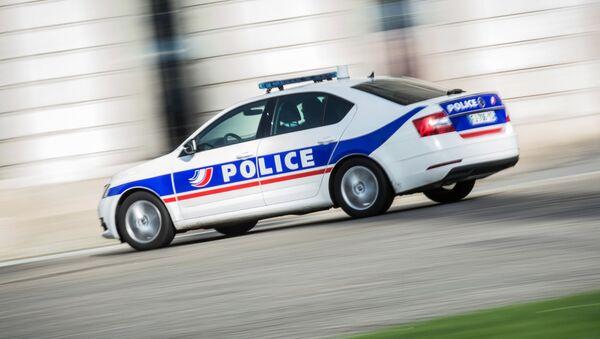voiture de police (image d'illustration) - Sputnik France