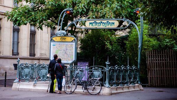 Métro, Paris - Sputnik France