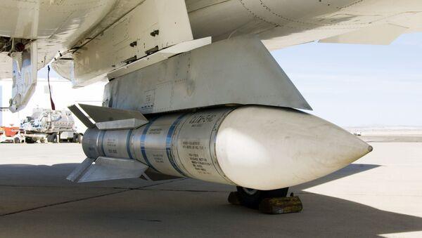 Des missiles Phoenix qui peuvent servir de bancs d'essais hypersoniques (archive photo) - Sputnik France