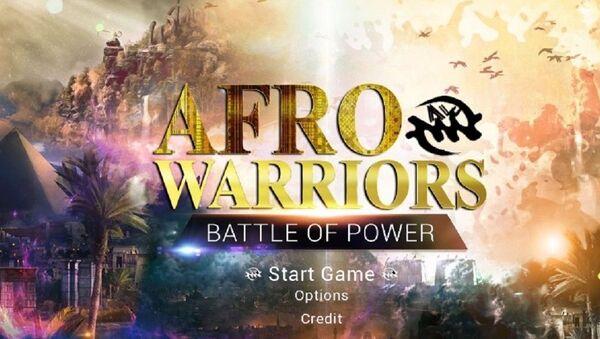 Afro Warriors, le Street Fighter africain. - Sputnik France