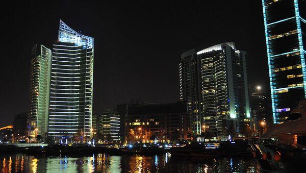 Zaitunay Bay, Downtown Beirut, Lebanon - Sputnik France