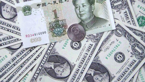 Dollars et yuans - Sputnik France