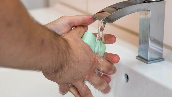 Se laver les mains - Sputnik France
