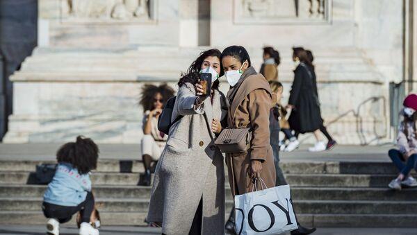 Ситуация в Италии в связи с коронавирусом - Sputnik France