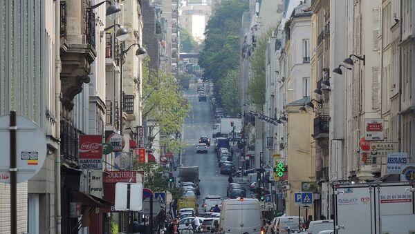 Le 19me arrondissement de Paris - Sputnik France
