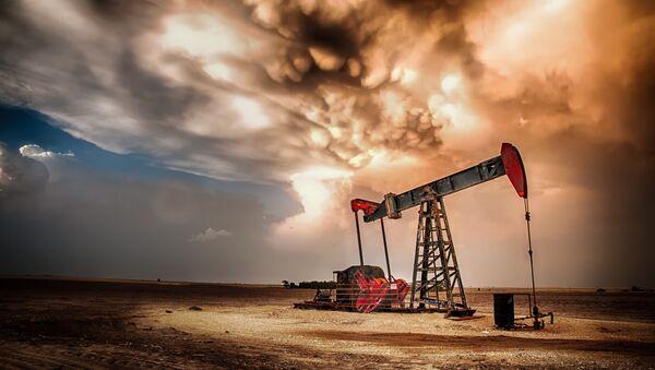 Puits de pétrole (image d'illustration)  - Sputnik France