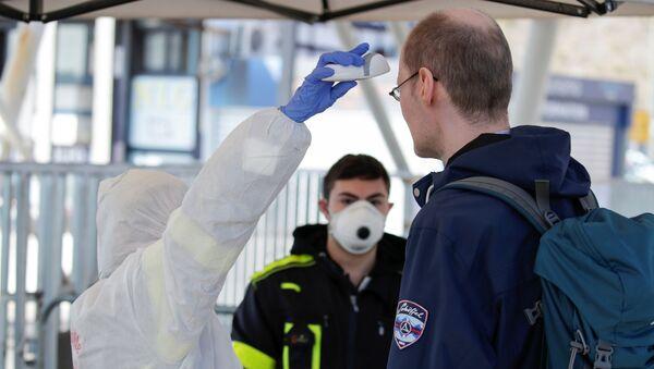 Dépistage de coronavirus - Sputnik France