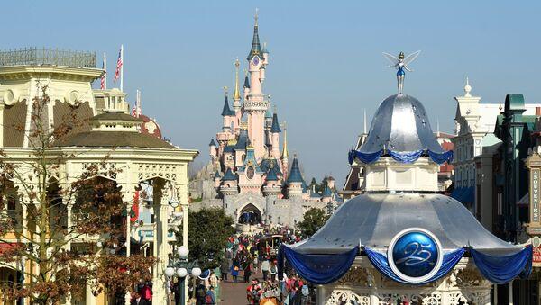 Disneyland de Paris  - Sputnik France