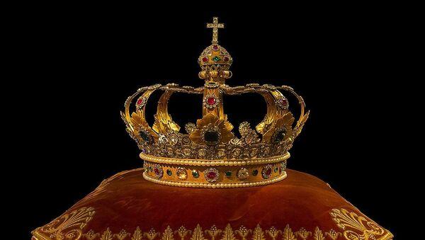 couronne des rois de bavière - Sputnik France