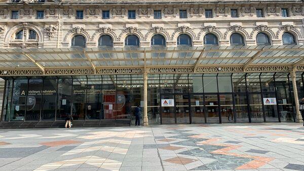Le musée d'Orsay vide - Sputnik France