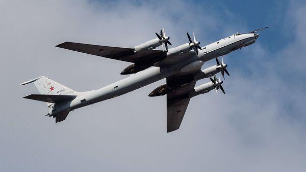 Toupolev Tu-142МК - Sputnik France