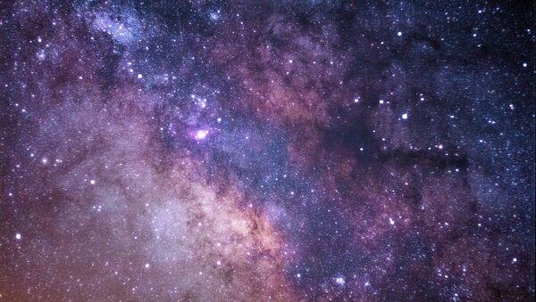 Un ciel étoilé - Sputnik France