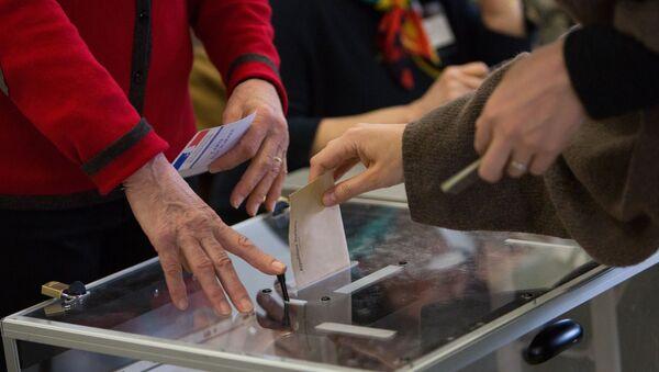 élections en France (image d'illustration) - Sputnik France