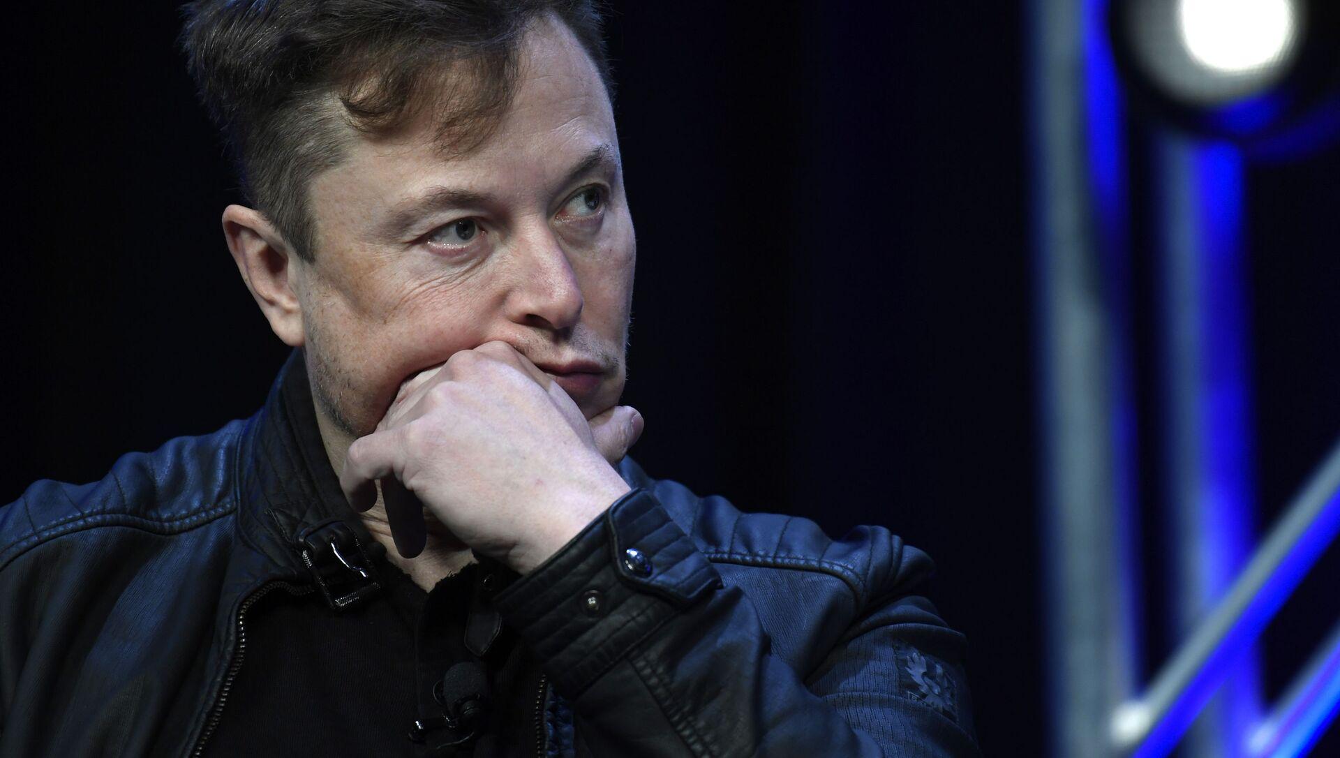 Elon Musk - Sputnik France, 1920, 26.02.2021