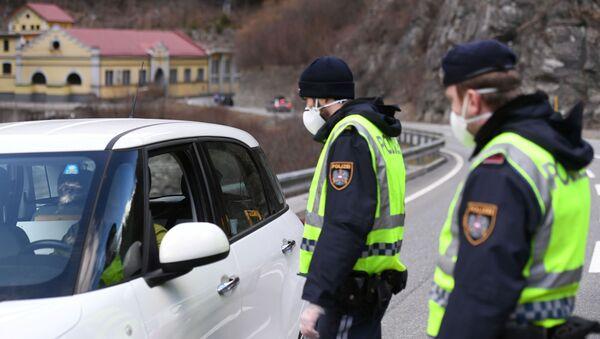 Police autrichienne - Sputnik France