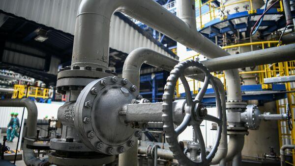 Une raffinerie de pétrole (archive photo)  - Sputnik France