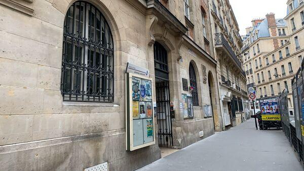 La France ferme crèches, écoles, collèges, lycées et universités à partir du lundi 16 mars - Sputnik France