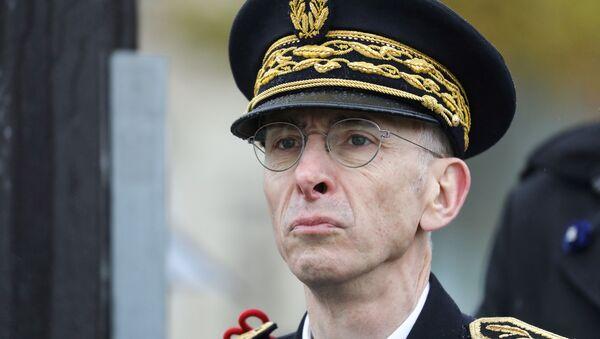 Le préfet Didier Lallement - Sputnik France