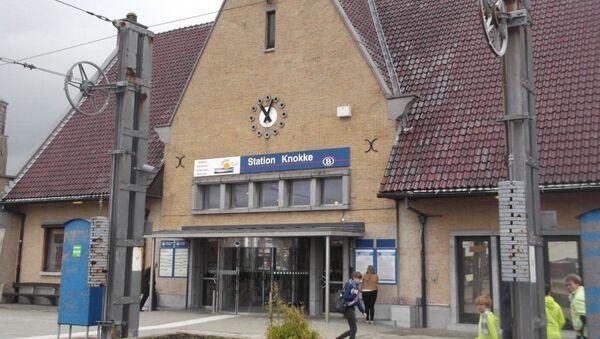 Station Knokke - Sputnik France