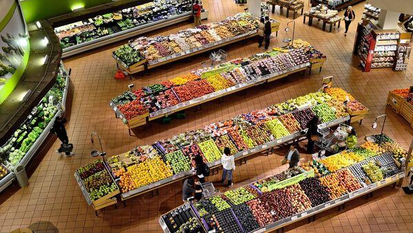 Un supermarché - Sputnik France
